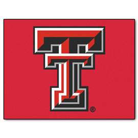 Texas Tech University  All Star Mat Rug Carpet Mats