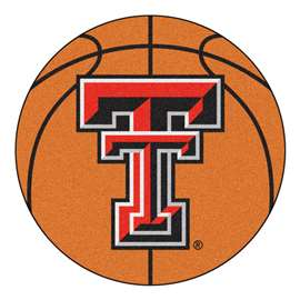 Texas Tech University  Basketball Mat Rug Carpet Mats
