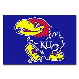 University of Kansas  Starter Mat Mat, Rug , Carpet