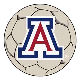 University of Arizona  Soccer Ball Mat, Rug , Carpet