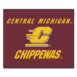Central Michigan University Tailgater Mat Rectangular Mats