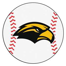 University of Southern Mississippi Baseball Mat Ball Mats