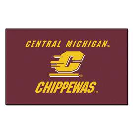 Central Michigan University Ulti-Mat Rectangular Mats