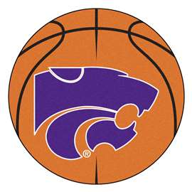 Kansas State University  Basketball Mat Rug Carpet Mats