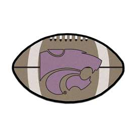 Kansas State University  Football Mat Mat Rug Carpet