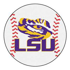 Louisiana State University  Baseball Mat Rug Carpet Mats