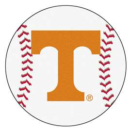 University of Tennessee  Baseball Mat Rug Carpet Mats