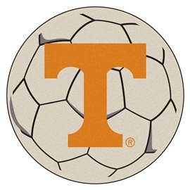 University of Tennessee  Soccer Ball Mat, Rug , Carpet