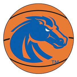 Boise State University  Basketball Mat Rug Carpet Mats