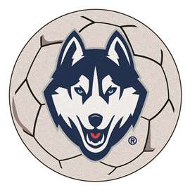University of Connecticut  Soccer Ball Mat, Rug , Carpet