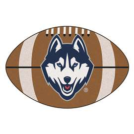 University of Connecticut  Football Mat Mat Rug Carpet