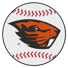 Oregon State University  Baseball Mat Rug Carpet Mats