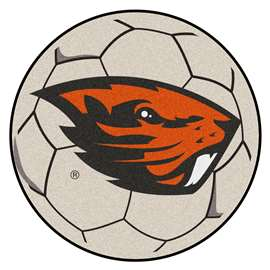 Oregon State University  Soccer Ball Mat, Rug , Carpet