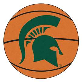 Michigan State University  Basketball Mat Rug Carpet Mats