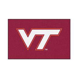 Virginia Tech  Starter Mat Mat, Rug , Carpet
