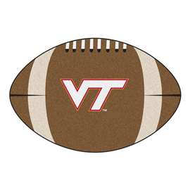 Virginia Tech  Football Mat Mat Rug Carpet