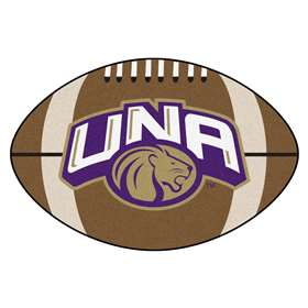 University of North Alabama  Football Mat Mat Rug Carpet