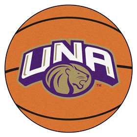 University of North Alabama  Basketball Mat Rug Carpet Mats