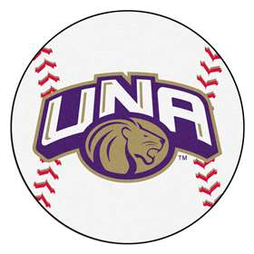 University of North Alabama  Baseball Mat Rug Carpet Mats
