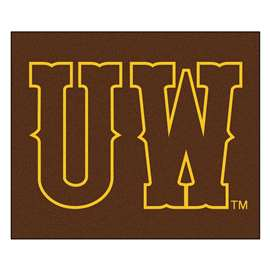 University of Wyoming  Tailgater Mat Rug, Carpet, Mats