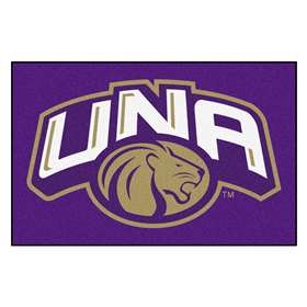 University of North Alabama  Starter Mat Mat, Rug , Carpet