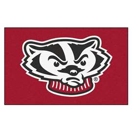 University of Wisconsin  Ulti-Mat Rug, Carpet, Mats