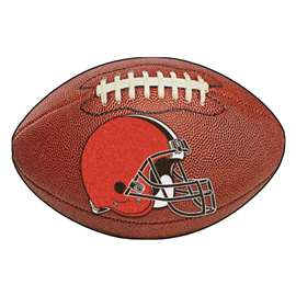NFL - Cleveland Browns Football Mat Ball Mats