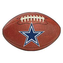 NFL - Dallas Cowboys Football Mat Ball Mats