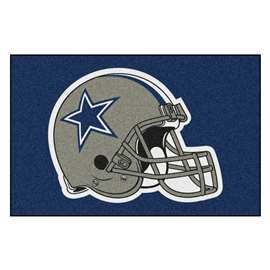 NFL - Dallas Cowboys Starter Mat Rectangular Mats