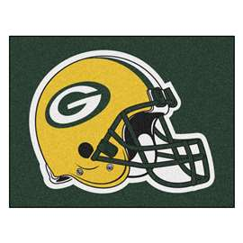 NFL - Green Bay Packers All-Star Mat Rectangular Mats