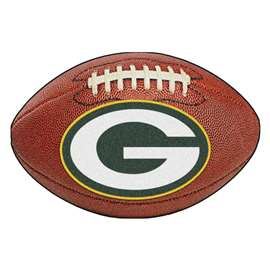 NFL - Green Bay Packers Football Mat Ball Mats