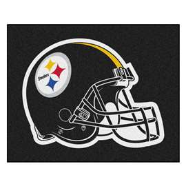 NFL - Pittsburgh Steelers  Tailgater Mat Rug, Carpet, Mats
