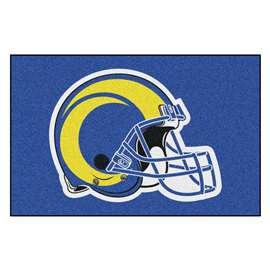 NFL - Los Angeles Rams Floor Rug Mats