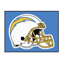 NFL - San Diego Chargers Floor Rug Mats