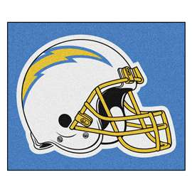 NFL - San Diego Chargers  Tailgater Mat Rug, Carpet, Mats