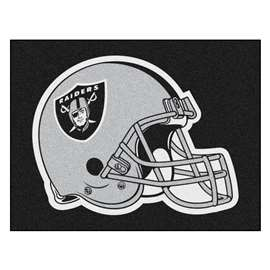 NFL - Oakland Raiders Floor Rug Mats