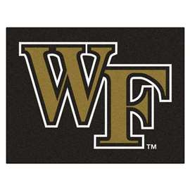 Wake Forest University  All Star Mat Rug Carpet Mats