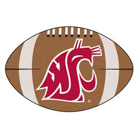 Washington State University  Football Mat Mat Rug Carpet