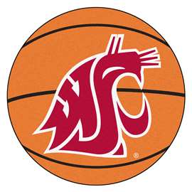 Washington State University  Basketball Mat Rug Carpet Mats
