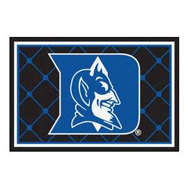 Duke University  5x8 Rug Rug Carpet Mats