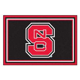 North Carolina State University  5x8 Rug Rug Carpet Mats