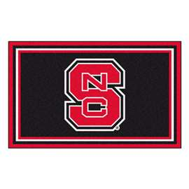 North Carolina State University  4x6 Rug Rug Carpet Mats