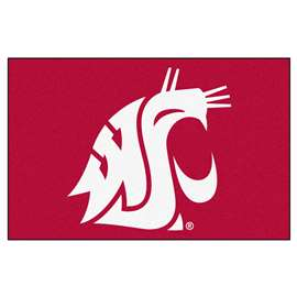 Washington State University Starter Mat Rectangular Mats