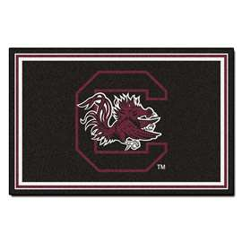 University of South Carolina 5x8 Rug Plush Rugs