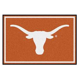 University of Texas 5x8 Rug Plush Rugs