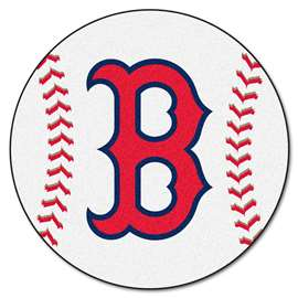 MLB - Boston Red Sox Baseball Mat Ball Mats