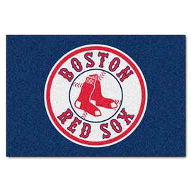 MLB - Boston Red Sox Starter Mat Rectangular Mats