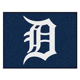 "MLB - Detroit Tigers All-Star Mat 33.75""x42.5""  All Star Mat"