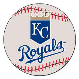 MLB - Kansas City Royals Baseball Mat Ball Mats