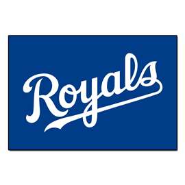 MLB - Kansas City Royals Starter Mat Rectangular Mats